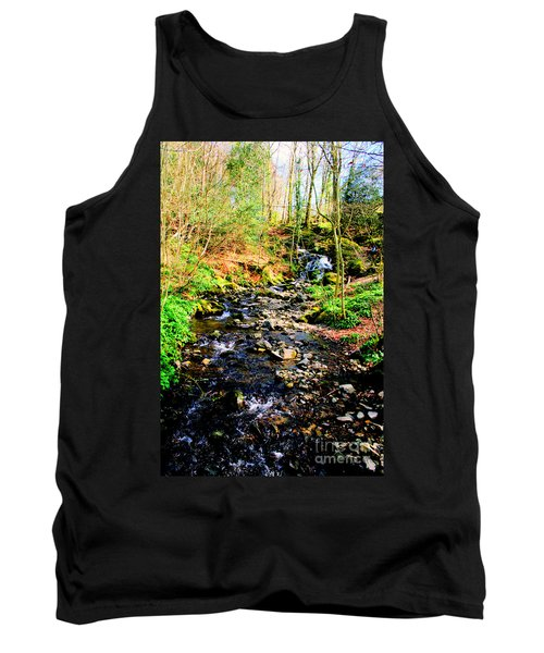 Tank Top featuring the photograph Country Life by Doc Braham