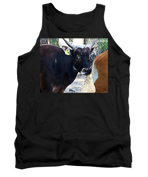 Court Out Tank Top