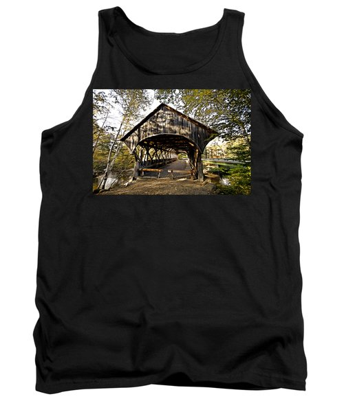 Covered Bridge Tank Top