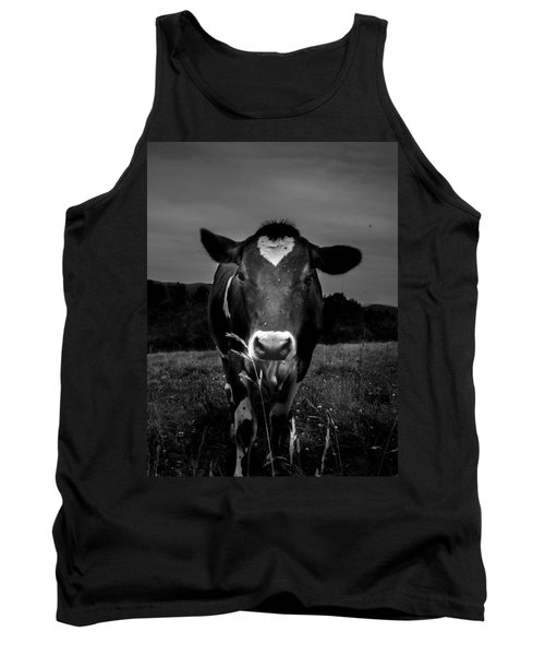 Cow Tank Top