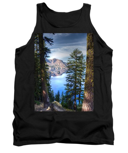 Crater Lake 1 Tank Top