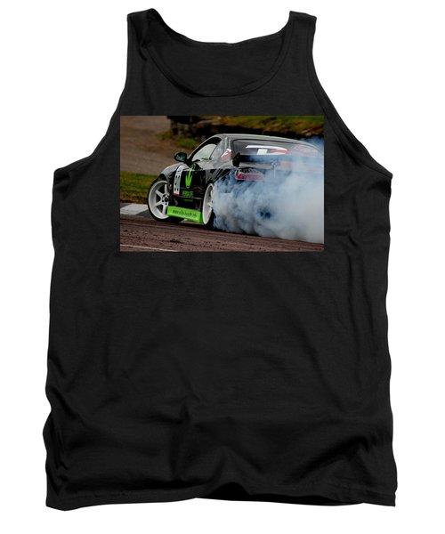 Creating Smoke Tank Top