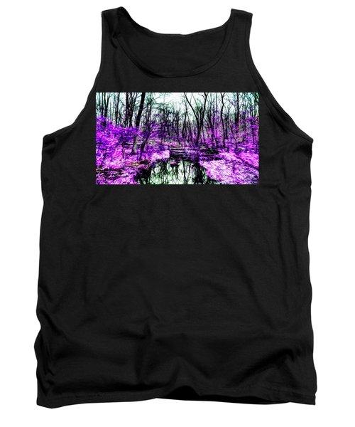 Creek By Purple Tank Top