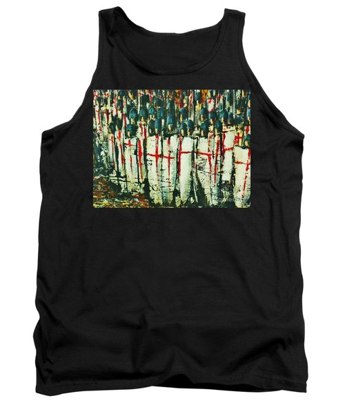 Crusade Shields 4. Tank Top