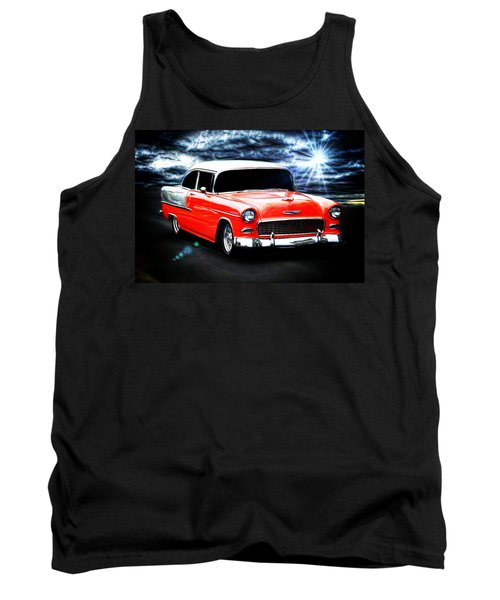 Classic Car Tank Top featuring the photograph Cruze'n  by Aaron Berg