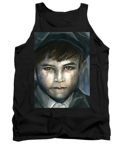 Crying In The Shadows Tank Top