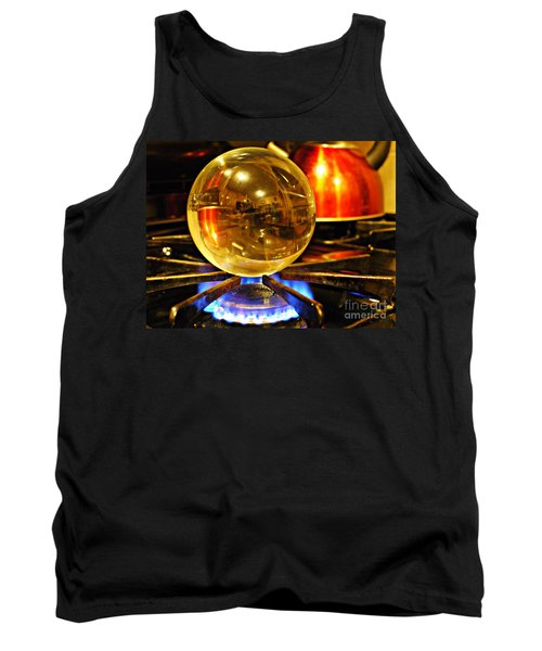 Crystal Ball Project 5 Tank Top