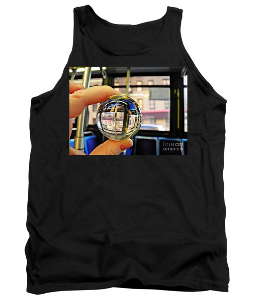 Crystal Ball Project 64 Tank Top