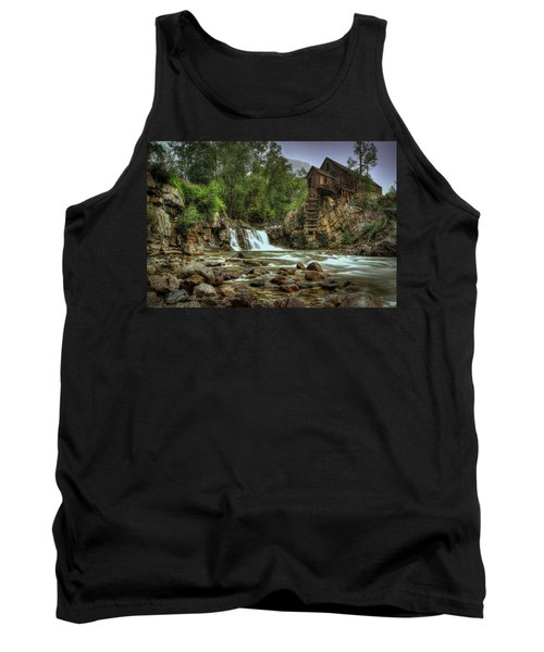 Crystal Mill   Tank Top