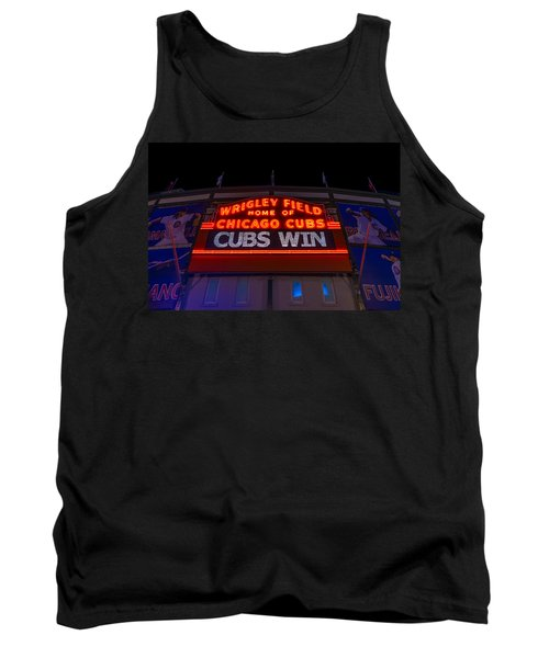 Cubs Win Tank Top