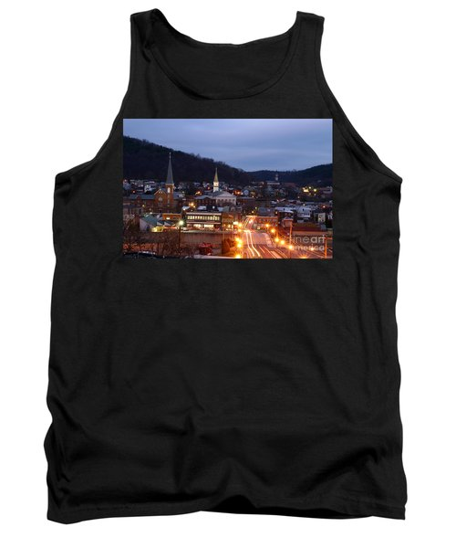 Cumberland At Night Tank Top by Jeannette Hunt