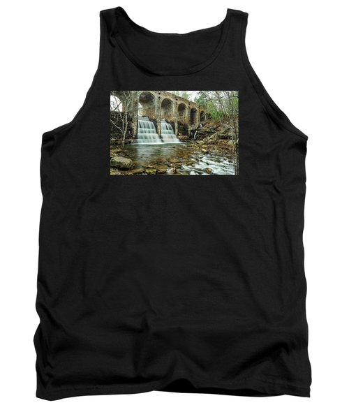Cumberland Waterfall Tank Top by Debbie Green