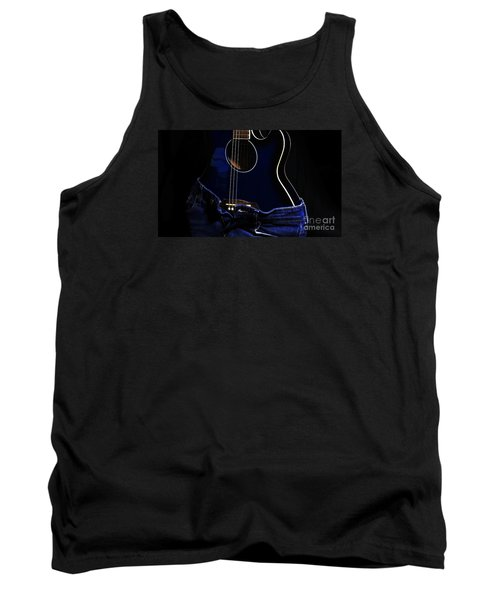 Tank Top featuring the photograph Curves by Randi Grace Nilsberg