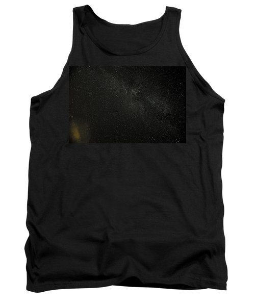 Tank Top featuring the photograph Cygnus  Deneb  Vega by Greg Reed