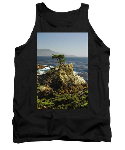 Cypress Tank Top by Donna Blackhall