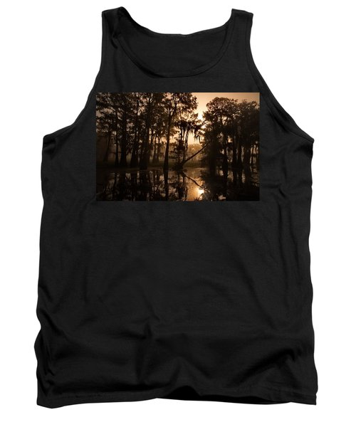 Cypress Sunrise Tank Top
