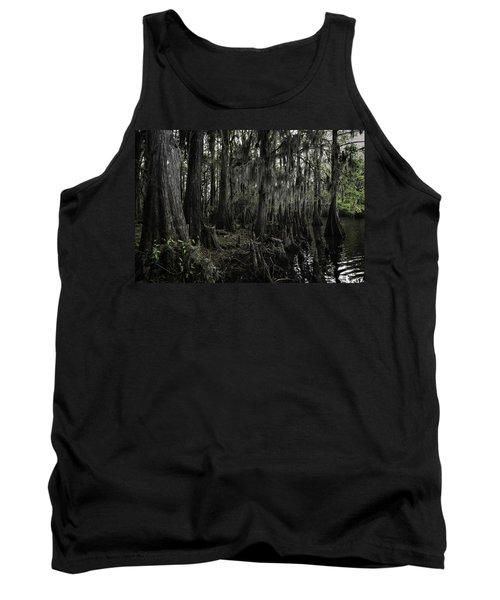 Cypress Trees Tank Top