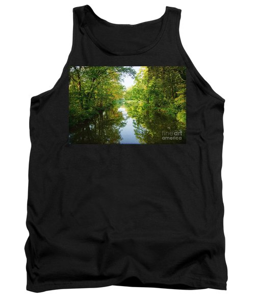 D And R Canal  Tank Top