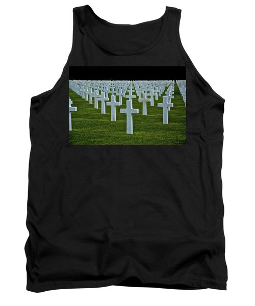 D-day's Price Tank Top by Eric Tressler