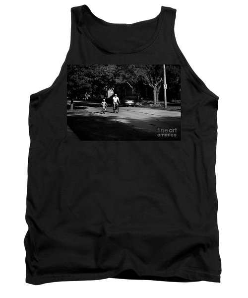 Daddy's Shadow Tank Top
