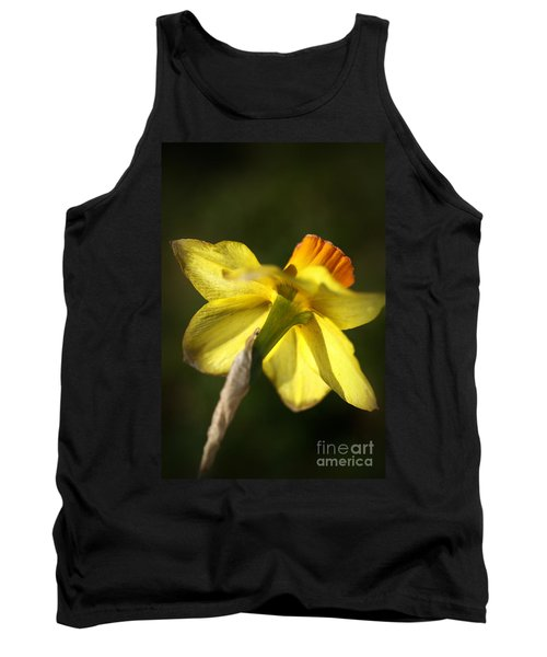Tank Top featuring the photograph Daffodils Grace by Joy Watson