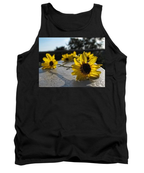 Daisy Daisy Give Me Your Answer Tank Top