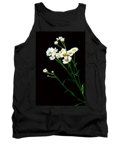 Daisy Flower Bouquet  Tank Top