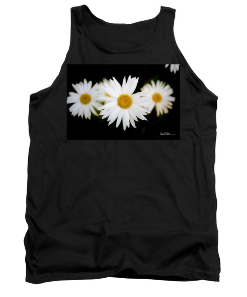 Daisy Trio Tank Top by Charlie Duncan