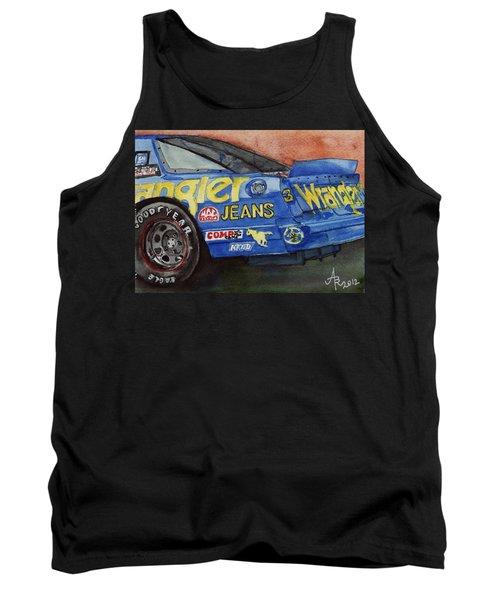 Dale Earnhardt's 1987 Chevrolet Monte Carlo Aerocoupe No. 3 Wrangler  Tank Top