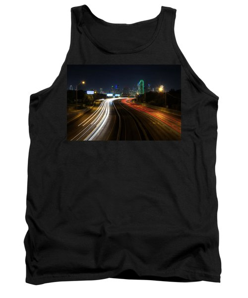 Dallas Night Light Tank Top