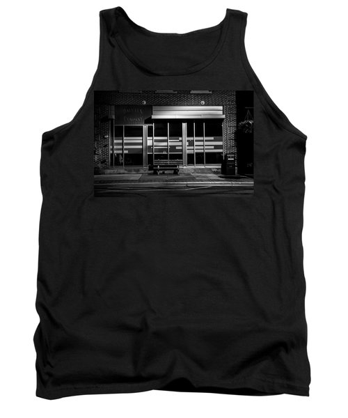 Daly Tea Company At Night Tank Top