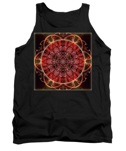 Dancing With The Solar Flares Tank Top