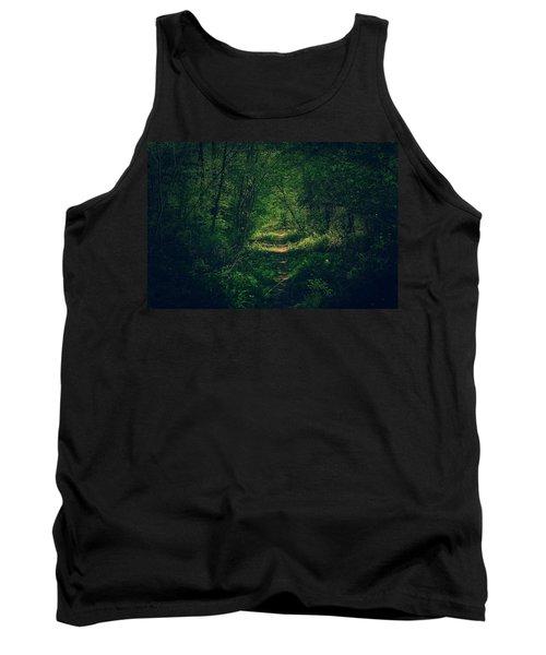 Dark Forest Tank Top by Daniel Precht