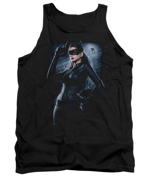 Dark Knight Rises - Out On The Town Tank Top