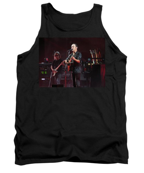 Dave Matthews Live Tank Top by Aaron Martens