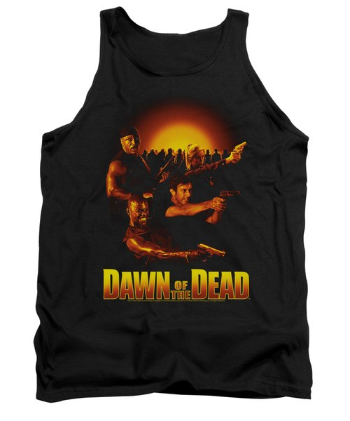 Dawn Of The Dead - Dawn Collage Tank Top
