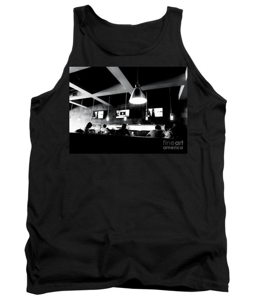 Tank Top featuring the photograph Dayhawks by Amar Sheow