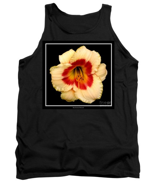 Tank Top featuring the photograph Daylily 3 by Rose Santuci-Sofranko