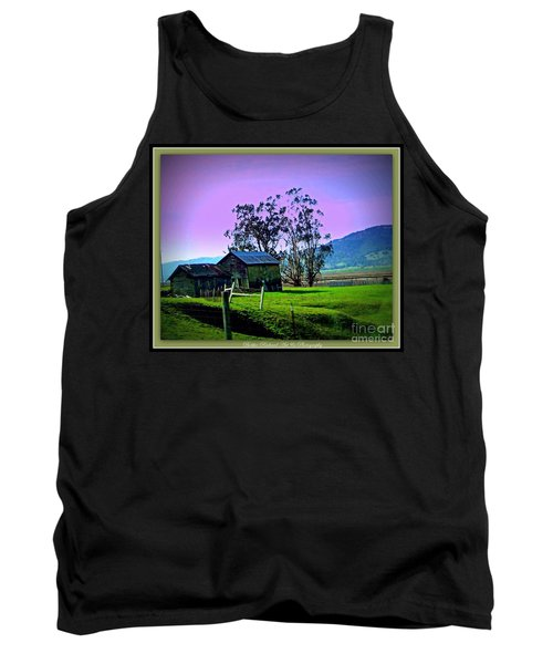 Tank Top featuring the photograph Days Gone By by Bobbee Rickard