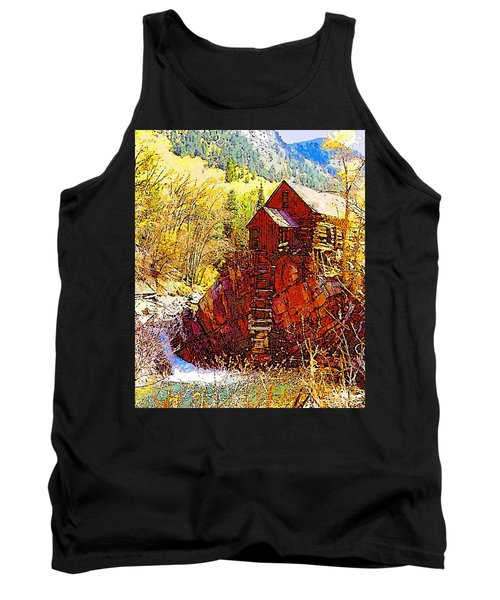 Deadhorse Mill Tank Top