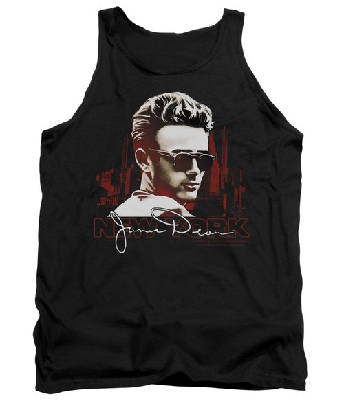 Dean - New York Shades Tank Top by Brand A
