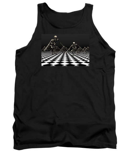 Death Approaches Tank Top