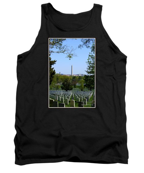 Debt Of Gratitude Tank Top by Patti Whitten