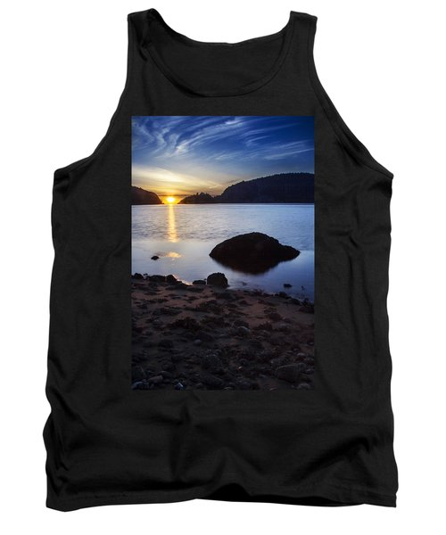 Deception Pass 3 Tank Top by Sonya Lang
