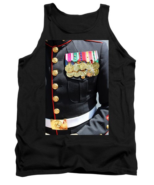 Decked Out In Courage Tank Top