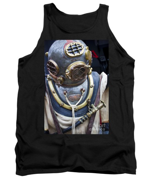 Deep Sea Diving Gear Tank Top