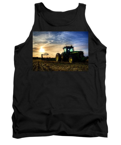 Deere Sunset Tank Top