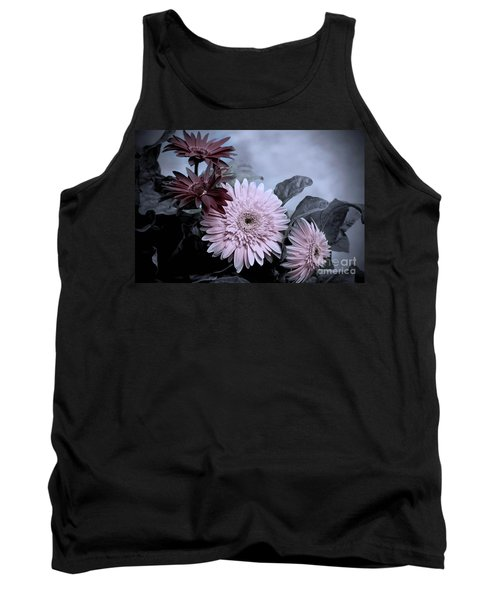 Delicate Solstice Tank Top by Cathy  Beharriell