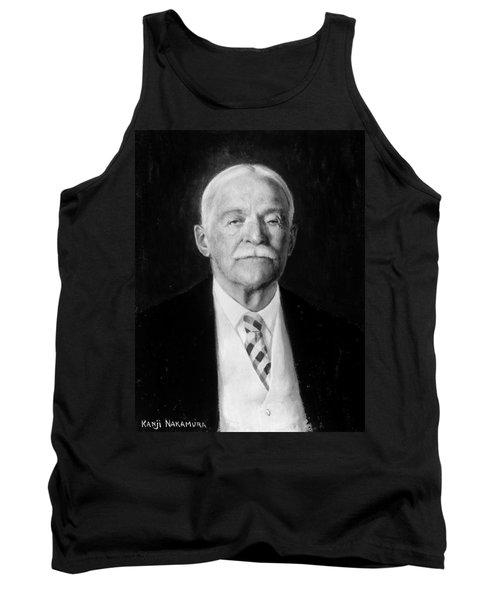 Tank Top featuring the painting Denman Waldo Ross (1853-1935) by Granger