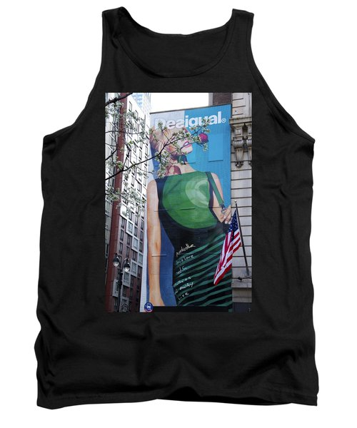 Desigual Tank Top by Alice Gipson